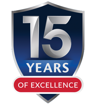 15 Years of Excellence